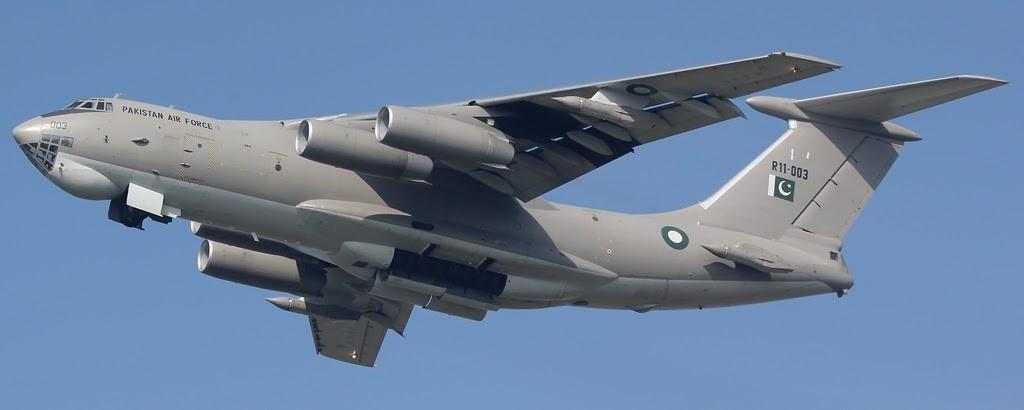Укрспецекспорт підписав контракт на ремонт літака-заправника Іл-78 ВПС Пакистану