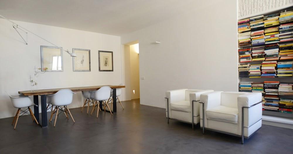 Superfici continue naturali per la casa contemporanea for Casa contemporanea arredamento