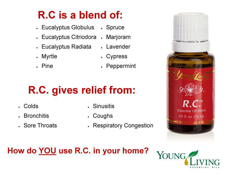 Oil For Living Chonic Allergies Amp Rc Essential Oils From