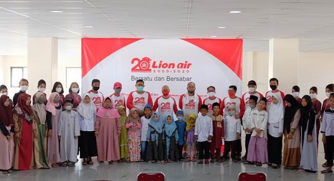 Lion Air Group Bike Community Selenggarakan Gowes Momentum 20 Tahun Lion Air