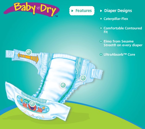 Pampers Cruisers Diapers Pampers Baby Dry Diapers Economy