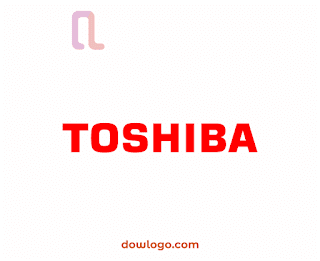 Logo Toshiba Vector Format CDR, PNG