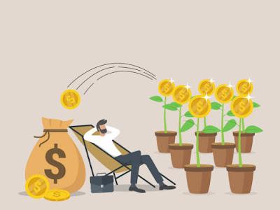 Pengertian dan Contoh Pendapatan Pasif