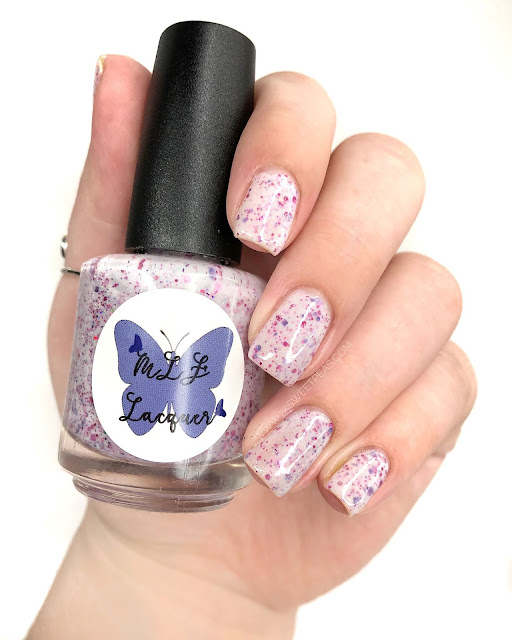 MLF Lacquer Happy Indieversary 25 Sweetpeas