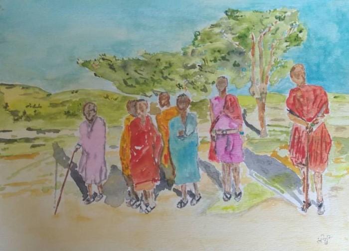 художник. Prabhu Sathyamoorthy