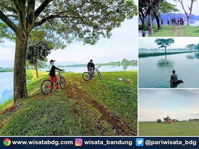 IPAL Bojongsoang, Spot Berfoto dengan View Mantap di Bandung Selatan