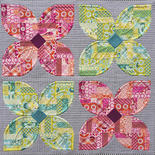 Spring Fling - Free Quilt Pattern