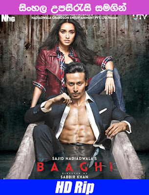 Baaghi 2016 Hindi Full Movie Watch Online Free With  Sinhala Subtitle