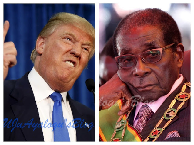 Zimbabwe: U.S. Wants Robert Mugabe Out