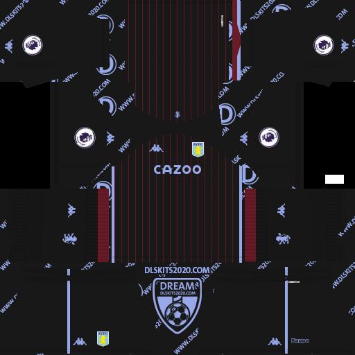 512x512 Aston Villa Kits