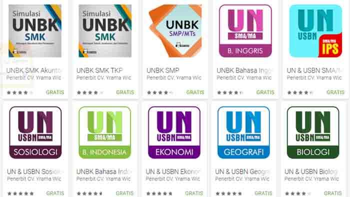 Aplikasi android simulasi unbk 2018 untuk smp sma dan smk risalahku aplikasi android simulasi unbk 2018 untuk smp sma dan smk stopboris Gallery