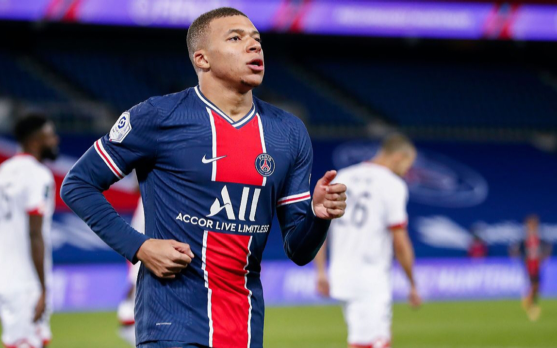 Kylian Mbappe to Liverpool transfer rumours.