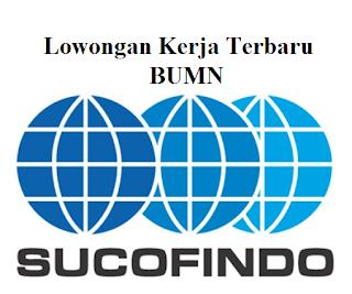 Info Lowongan Kerja BUMN Terbaru di PT. Sucofindo (Persero) Agustus Tahun 2016