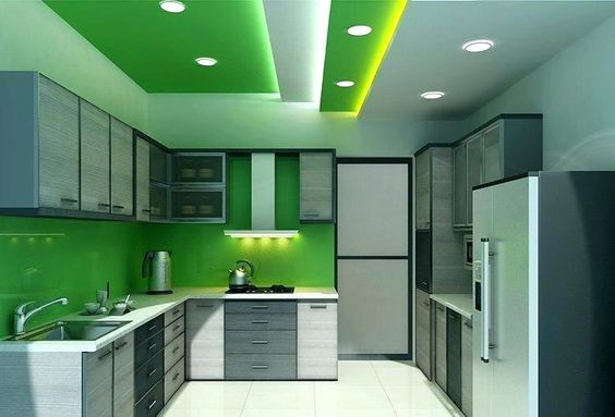 Best 50 Kitchen Pop Ceiling Design Ideas 2019