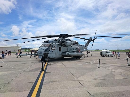 CH-53E SUPER STALLIONの写真