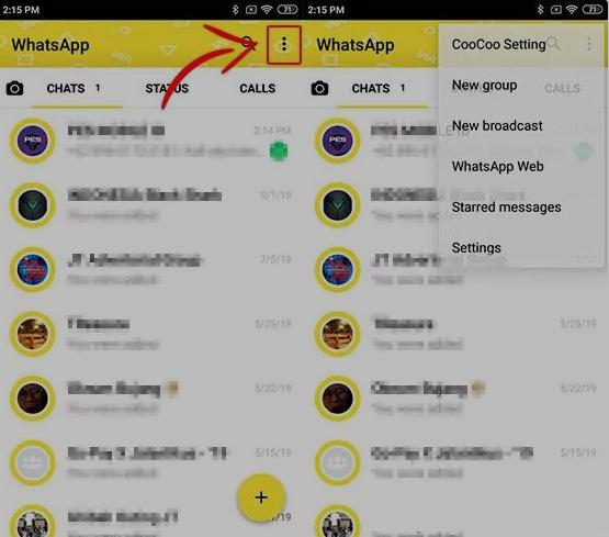 Cara Download COO COO WhatsApp Supaya Tampil Keren 5