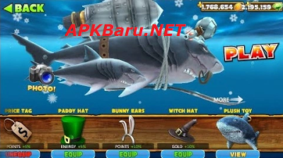 Hungry Shark World Apk + Mod (Money)