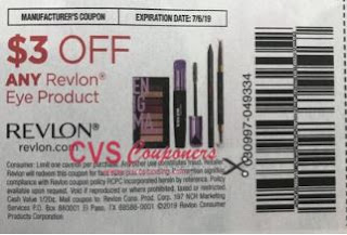"$3/1 Revlon Eye Product Coupon from ""SMARTSOURCE"" insert week of 6/9"