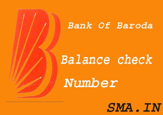 bank of baroda balance check mini statement