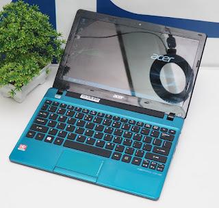 Jual Netbook Bekas Acer Aspireone AOD725 Bekas