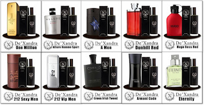 Hasil carian imej untuk de'xandra inspired perfume