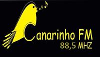 Rádio Canarinho FM 88,5 de Francisco Sá MG