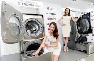 household electronic machine wash