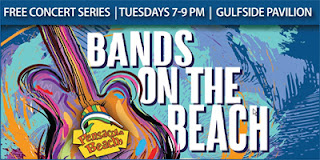Pensacola Beach Summer Concert Series