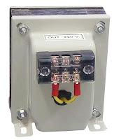 Transformador 440vac - 220vac - 100w