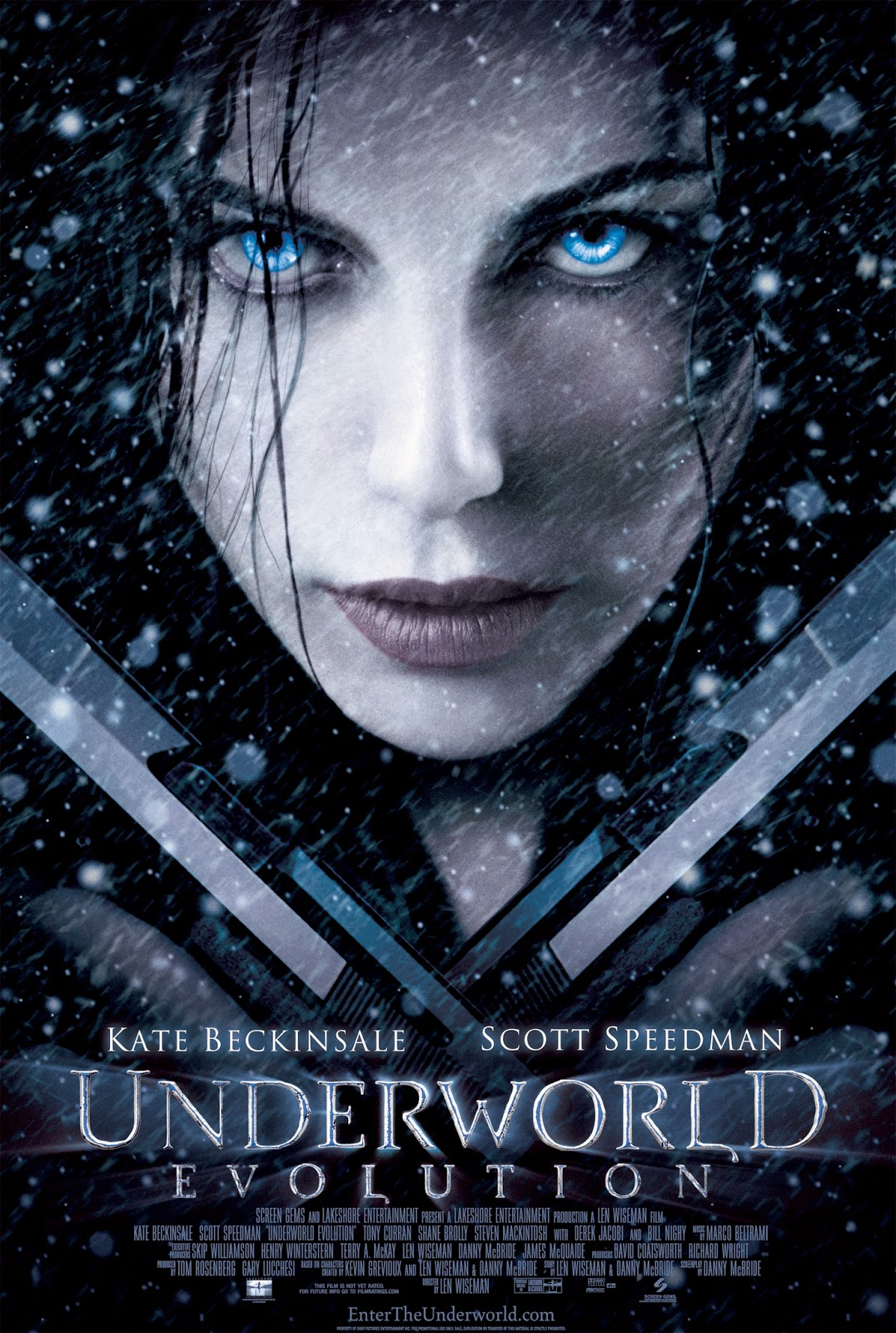 Underworld: Evolution 2006 - Full (HD)