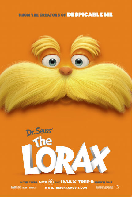 Dr. Seuss' The Lorax 2012