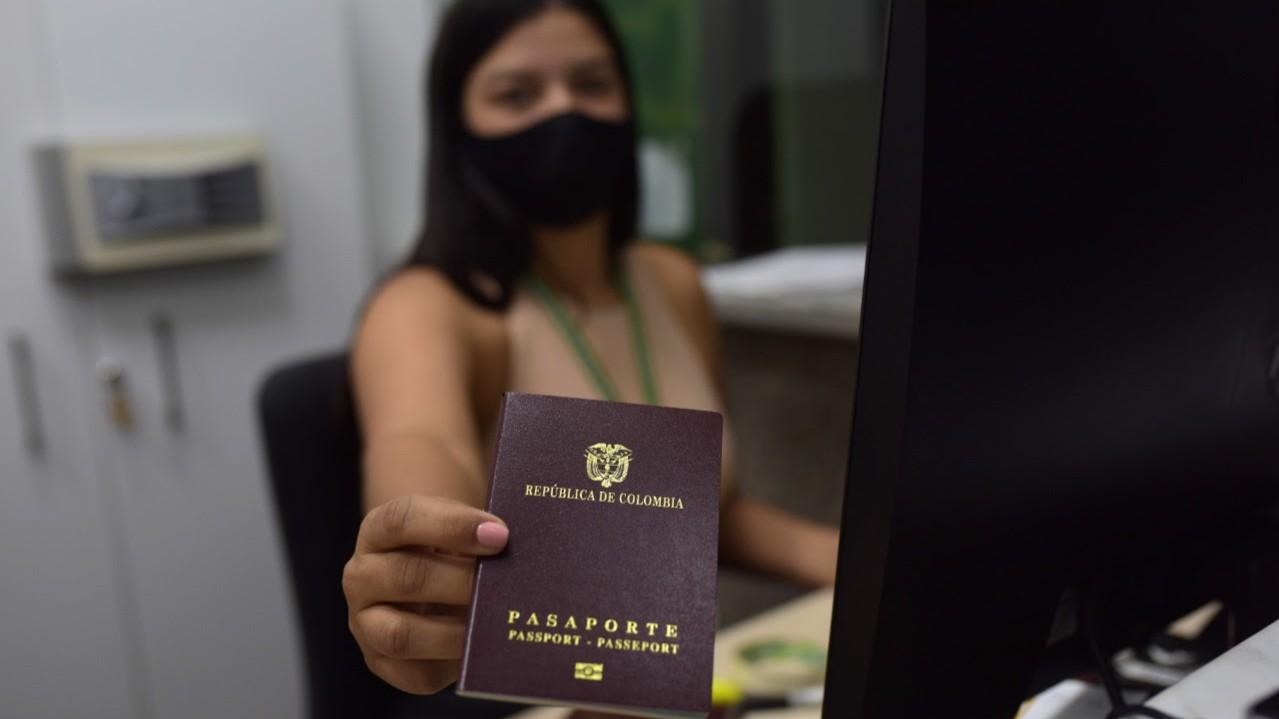 Alrededor de 1.800 pasaportes no han sido reclamados por los ciudadanos