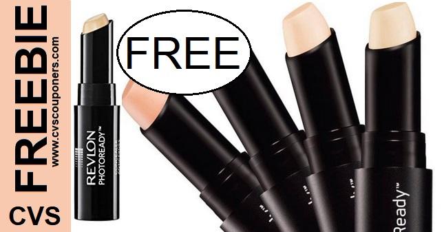 free Revlon PhotoReady Concealer cvs deal 6/30-7/6