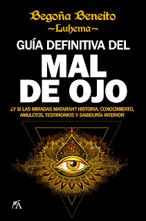 Guía definitiva del mal de ojo - Portada - Editorial Arcopress