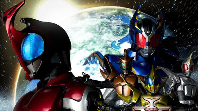 Kamen Rider Kabuto The Movie: God Speed Love Subtitle Indonesia