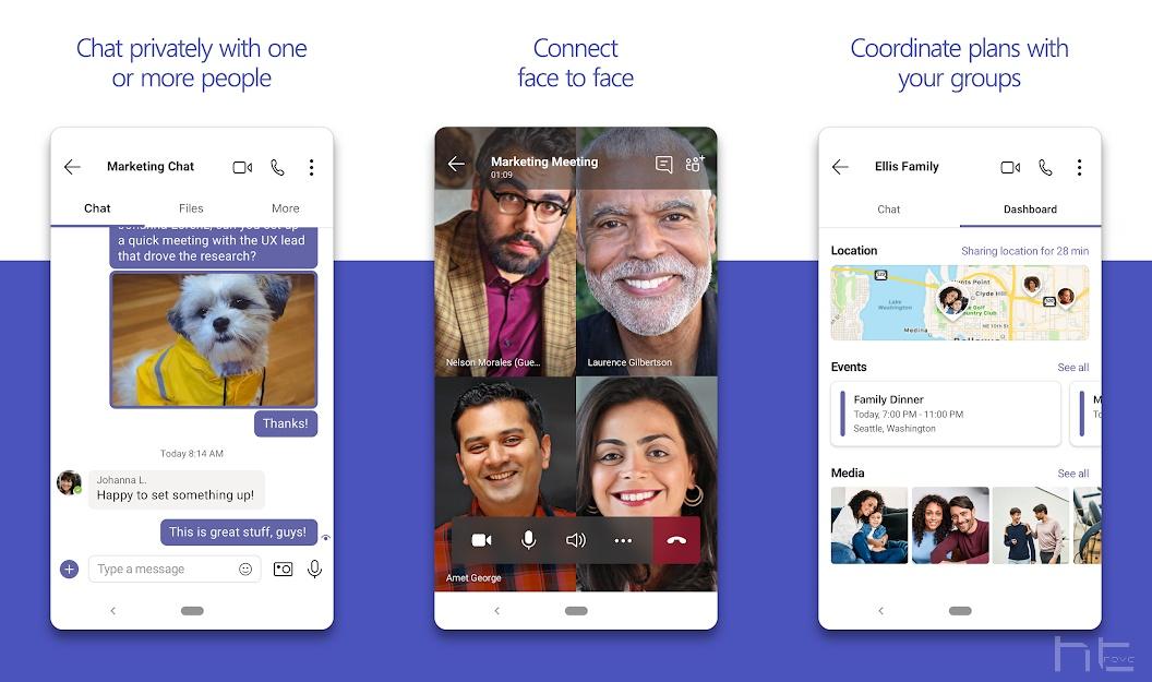 Microsoft Teams per Android e iOS si aggiorna con Cortana ed altre novità