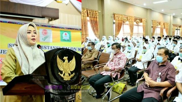 150 Guru SD/SMP di Kabupaten Bima, Ikut Seleksi Calon Kepala Sekolah