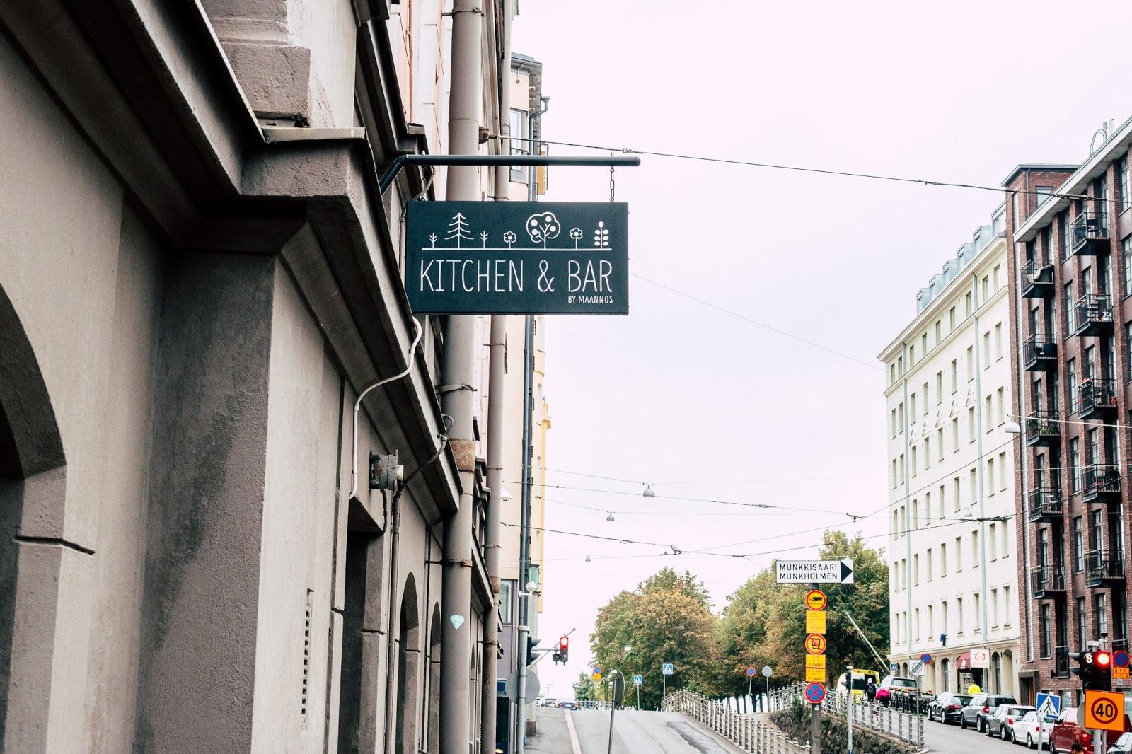 Maannos, kitchen and bar, suomalaista ruokaa, ruoka, ravintolat, Helsinki