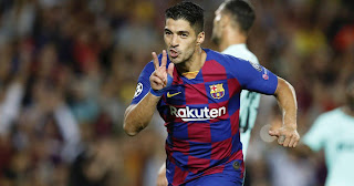 Barcelona striker Suarez now prefers Atletico move over Juventus