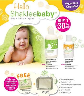 Mandian Shaklee Baby