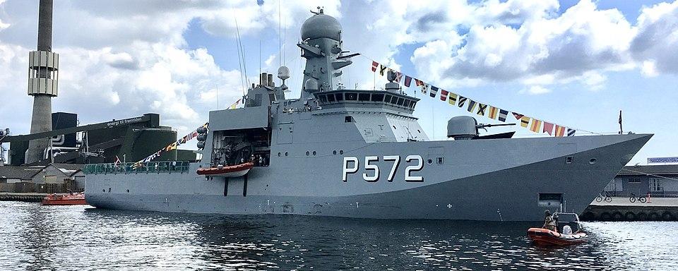 Україна обговорює з Данією будівництво кораблів для ВМСУ