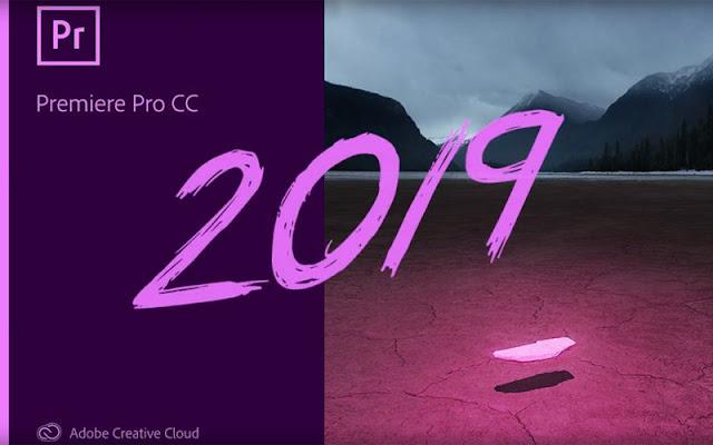 تحميل برنامج Adobe Premiere Pro CC 2019 Free Download كامل
