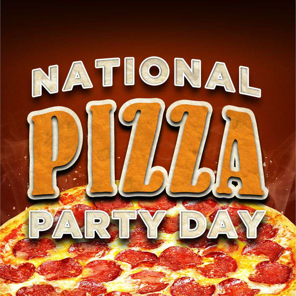 National Pizza Party Day Wishes For Facebook