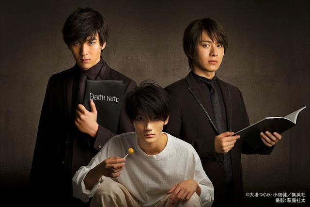 Death Note Musical 2020 Merilis Visual Baru