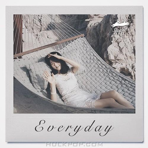 lapin – Everyday – Single