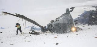 Harun İstenci Rusya Helikopter Kazası