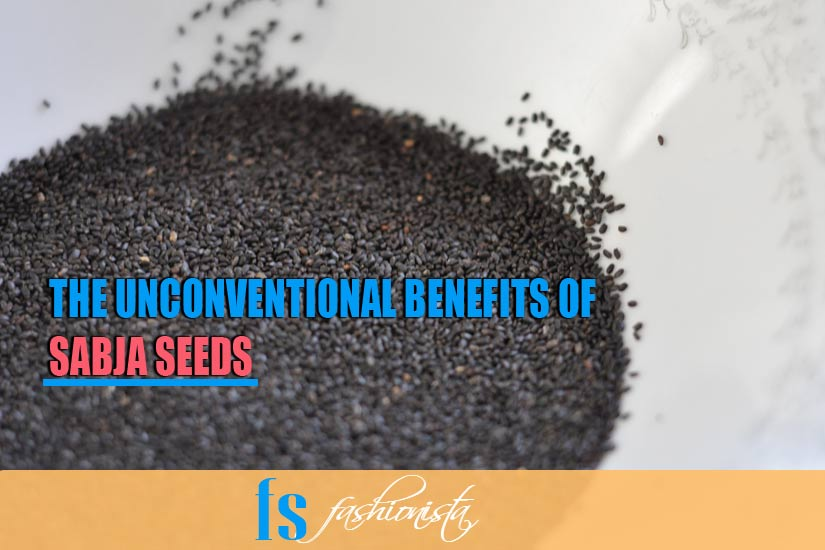 Sabja Seeds (Basil Seeds) Benefits