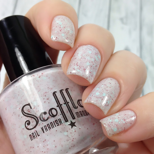 Scofflaw Nail Varnish-Satan's Sugar Cookie Recipe