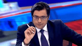 Arnab Goswami WhatsApp Number