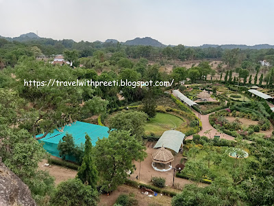 Pachmarhi Tourist Place